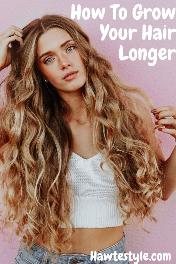 How to grow your hair back longer, stronger and healthier.
