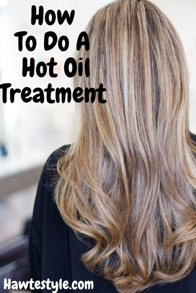Healthy long hair is hard to maintain. thats why taking care of it once a week with hot oil treatments is a great way to strengthen and lengthen your hair.