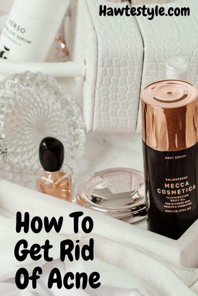 Skincare guide for healthier skin
